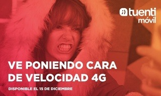 Tuenti Móvil ofrecerá 4G a partir del 15 de diciembre
