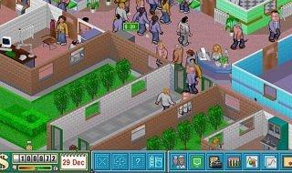 Theme Hospital, gratis en Origin