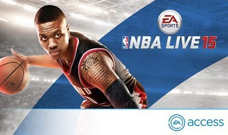 NBA Live 15 disponible en el almacén de EA Access