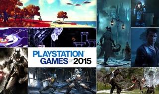 Los juegos de 2015 para PS4, PS3 y PS Vita
