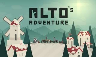 Alto's Adventure llega a iOS con su apartado artístico por bandera