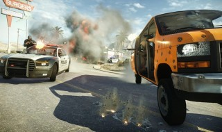 El sonido de la velocidad, tercer diario de desarrollo de Battlefield Hardline