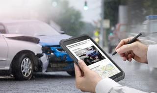Galaxy Tab Active, la resistente y segura nueva tablet de Samsung