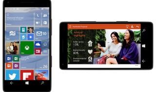 Ya disponible para smartphones la Technical Preview de Windows 10