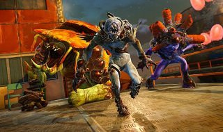 Dawn of the Rise of the Fallen Machines, último DLC de Sunset Overdrive