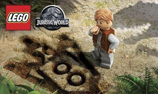 Primer trailer de LEGO Jurassic World
