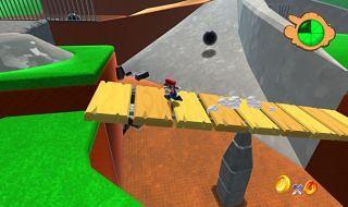 Es posible jugar a Super Mario 64 en HD desde el navegador