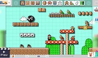 Mario Maker llegará a Wii U en septiembre