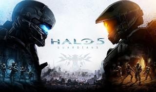 Esta es la imagen de portada de Halo 5: Guardians