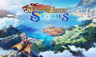 Anunciado Monster Hunter Stories