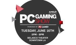 PC Gaming Show: El PC tendrá su propia conferencia en el E3 2015