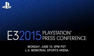 La conferencia de Sony en el E3 2015 ya tiene día y hora