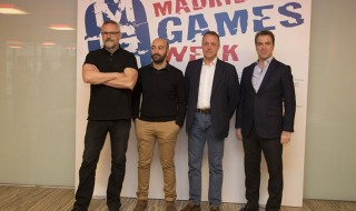 Presentada la Madrid Games Week 2015