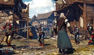 Nuevo gameplay de la versión para PS4 de The Witcher 3