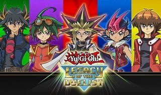 Yu-Gi-Oh! Legacy of the Duelist llegará a PS4 y Xbox One este verano