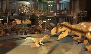 Trailer de lanzamiento de LEGO: Jurassic World