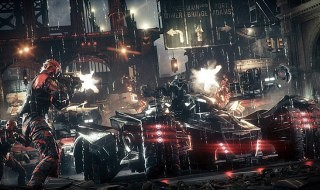 Primera actualización para Batman: Arkham Knight en PC