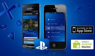 Sony actualiza la Playstation App de iOS y Android con un par de mejoras