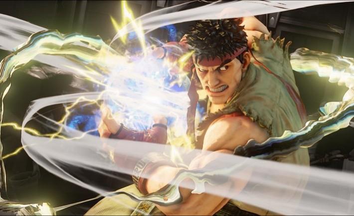 Ryu pantalla