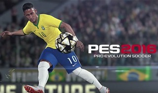 Primer teaser de PES 2016, Neymar portada