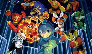 Anunciado Mega Man Legacy Collection
