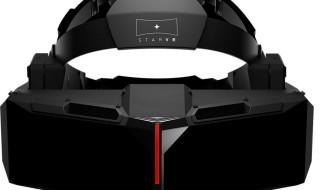 StarVR, las gafas de realidad virtual de Starbreeze