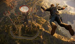Vídeo completo del gameplay de Just Cause 3 en el E3