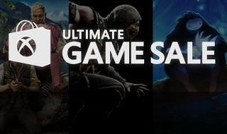 Empieza la Ultimate Game Sale en Xbox Live, ofertas en muchos juegos de One y 360