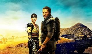 Mad Max : Fury Road, la película más descargada de la semana