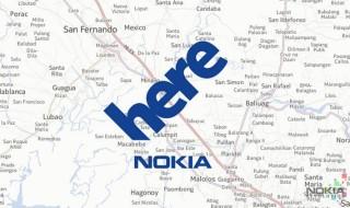 Audi, BMW y Mercedes compran Here, el servicio de mapas de Nokia