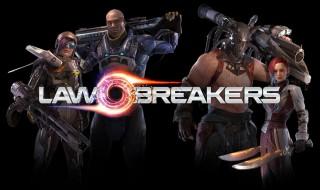 Primer gameplay de LawBreakers