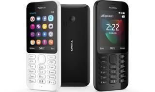 Anunciado el Nokia 222