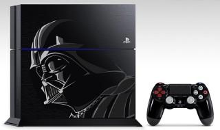 Habrá edición limitada de PS4 inspirada en Darth Vader