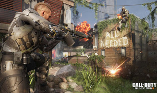 Gameplay del multijugador de Call of Duty: Black Ops III