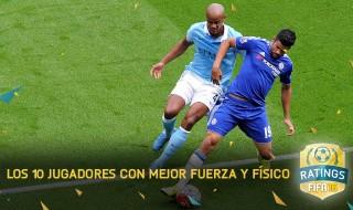 Los 10 mejores defensas, los más fuertes y los que tienen mejor físico en FIFA 16