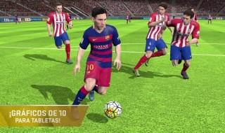 FIFA 16 Ultimate Team ya disponible para iOS y Android