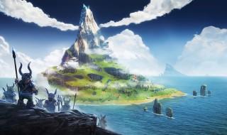 Llega a Steam Valhalla Hills, lo nuevo de los creadores de The Settlers 2