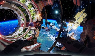 Nueve minutos de gameplay de Adr1ft