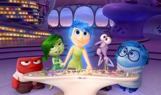 Inside Out es la película más descargada de la semana