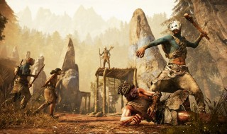 Anunciado Far Cry Primal