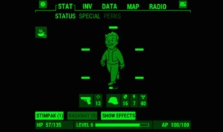 Ya disponible la aplicación Fallout Pip-Boy para iOS y Android