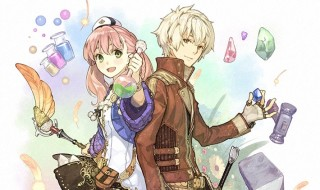 Anunciado Atelier Escha & Logy Plus: Alchemists of the Dusk Sky para PS Vita