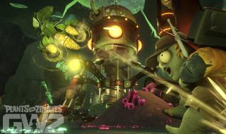 Plants vs Zombies: Garden Warfare 2 ya tiene fecha de lanzamiento