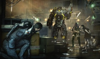Deus Ex: Mankind Divided se retrasa hasta agosto de 2016