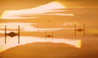 El anuncio para TV de Star Wars: El Despertar de la Fuerza