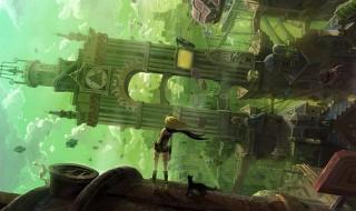 La remasterización de Gravity Rush para PS4 adelanta su lanzamiento