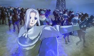 El sistema Weapon Arts de Arslan: the Warriors of Legend