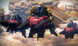 Llegan a Destiny las carrerás de colibrís con la Sparrow Racing League