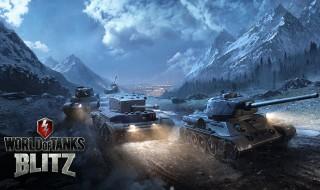 World of Tanks Blitz disponible para Windows 10