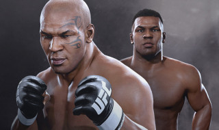 Mike Tyson estará en EA Sports UFC 2